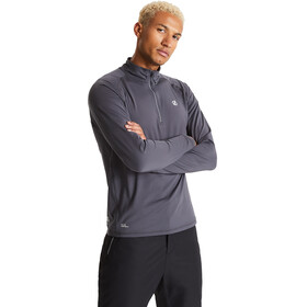 Dare 2b Fuse Up II Core Stretch Shirt Men, ebony grey